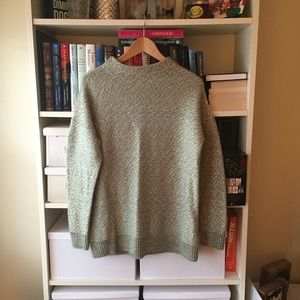 Banana Republic Green Marl Sweater